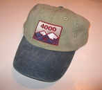 AMC 4000-Footer Club Baseball Cap Blue