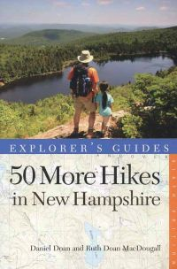 50 More Hikes in New Hampshire