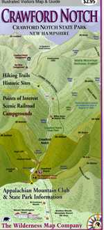 Crawford Notch Map & Guide