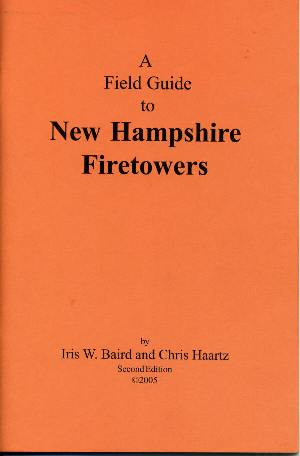 Field Guide to New Hampshire Firetowers