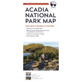 AMC Acadia National Park Map