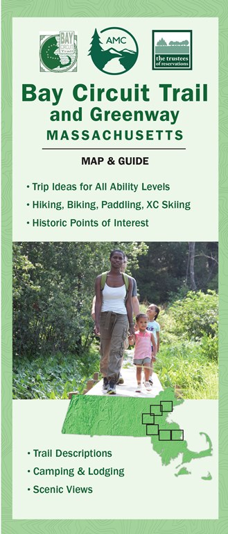 Bay Circuit Trail Map & Guide