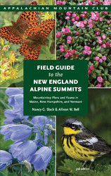 AMC Field Guide to the New England Alpine Summits