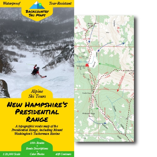 New Hampshire's Presidential Range: Alpine Ski Tours