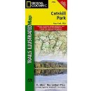 Trails Illustrated Map:  Catskill Park